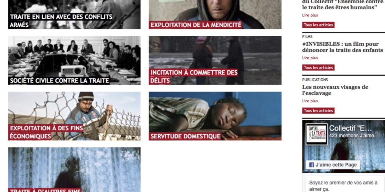 CARITAS FRANCE : Collectif Ensemble contre la traite des êtres humains