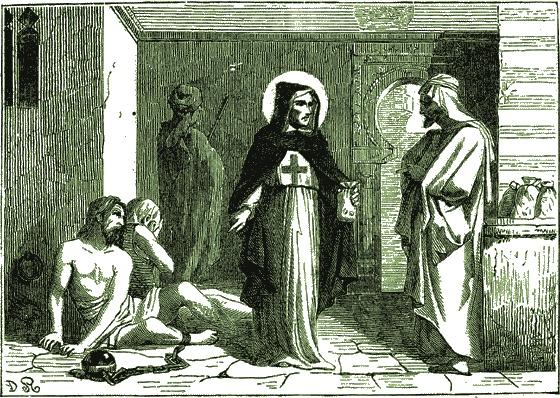 3 – 7 Août 2017 – Cerfroid, Retraite Trinitaire, lieu de fondation de l'ordre –  RESPONSABLE DE LA LIBÉRATION DES ESCLAVES