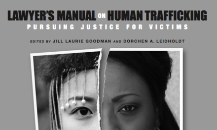 New York — LAWYER'S MANUAL ON HUMAN TRAFFICKING