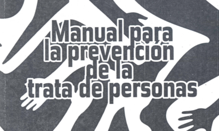 MANUAL DE PREVENCION DE LA TRATA DE PERSONAS : MEXICO