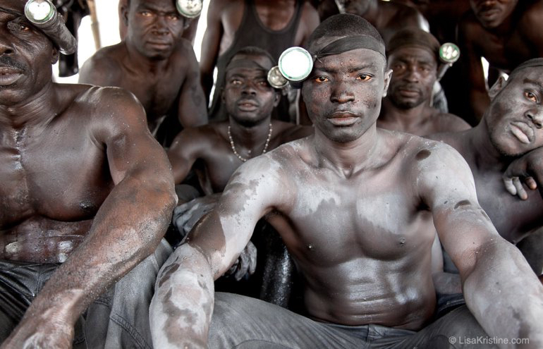 TED – Photographer Lisa Kristine travels the world documenting the unbearably harsh realities of modern-day slavery