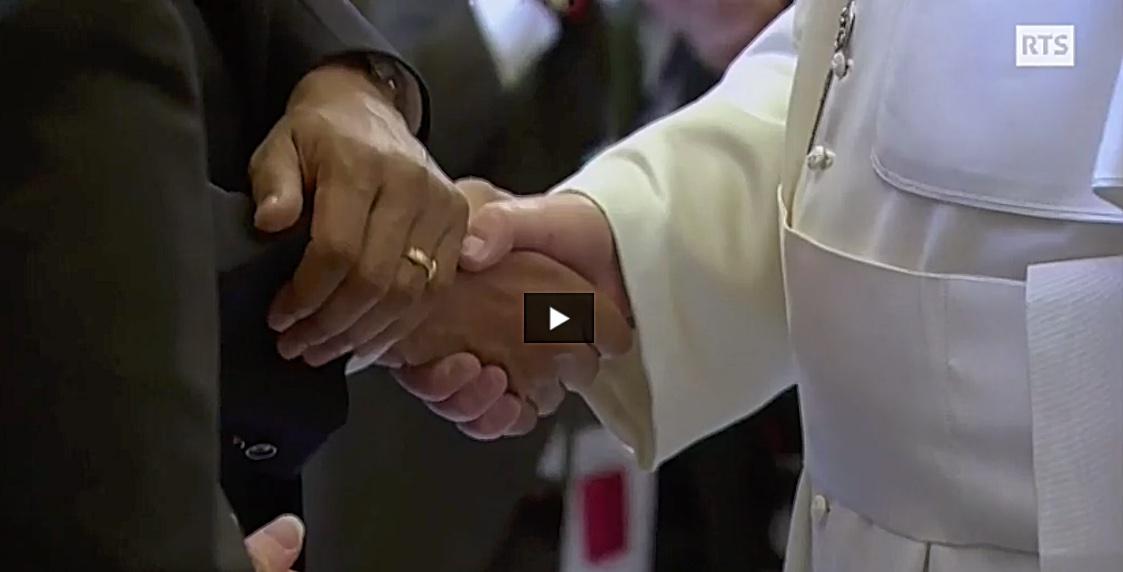 ARTE / RTS : Les diplomates du Vatican 2017 – Quels sont les objectifs, les moyens et les valeurs qui animent la politique extérieure du Vatican dirigé par le Pape François?