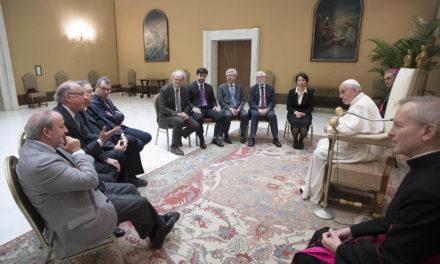 PARTICIPATION DE L'ORDRE DE MALTE AU FORUM D'ORGANISATIONS CATHOLIQUES, ROME CITE DU VATICAN , 11-12-13 DECEMBRE 2017