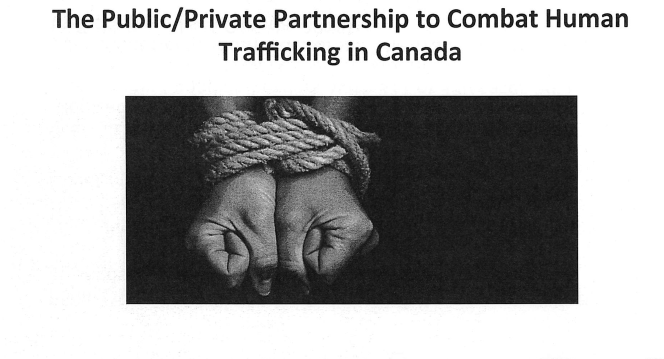 Project Protect the Public Private Partnership to combat HT in Canada