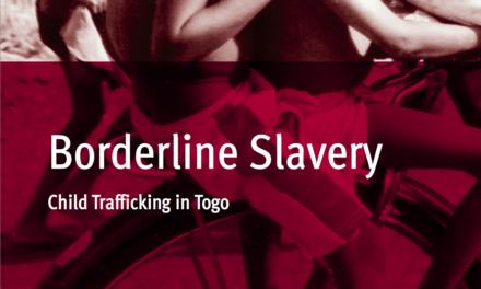 HUMAN RIGHTS WATCH — Borderline Slavery — Child Trafficking in Togo