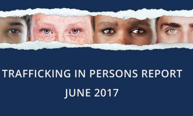 US DEPARTMENT OF STATE — Trafficking in Persons Report 2017