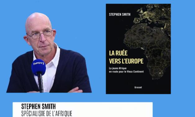 LE POINT AFRIQUE — Que dit Stephen Smith, spécialiste de l'Afrique, des migrations vers l'Europe ? Sa principale thèse : le développement économique du continent les alimente.