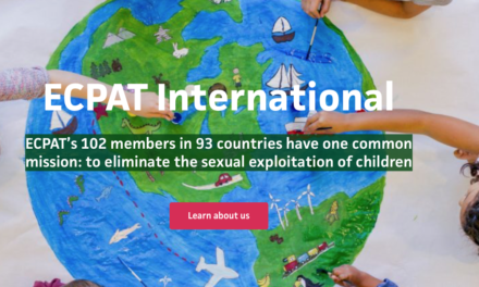 ECPAT's 102 members in 93 countries have one common mission: to eliminate the sexual exploitation of children