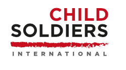 CHILD SOLDIERS INTERNATIONAL – IT'S IMMORAL FOR ADULTS TO USE CHILDREN IN WAR