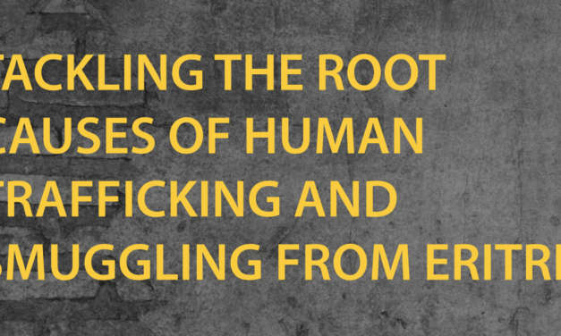 Tackling the root causes of human trafficking and smuggling from Eritrea — The need for an empirically grounded EU policy on mixed migration in the Horn of Africa
