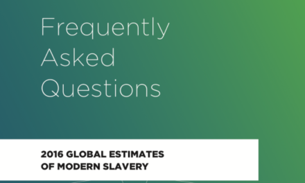 ALLIANCE 8.7: 2016 GLOBAL ESTIMATES OF MODERN SLAVERY