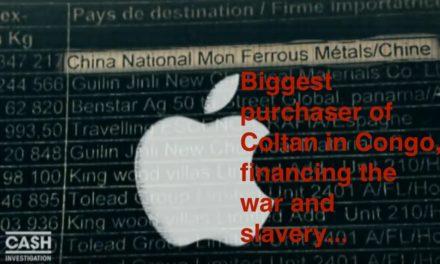 SUPPLY CHAIN — CASH INVESTIGATION A2 — Les secrets inavouables de nos téléphones portables — Au coeur du travail d'enfants en Chine et d'esclaves auCongo