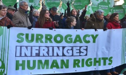 No Maternity Traffic – Prohibition internationale de la marchandisation du corps, en particulier par la gestation pour autrui (GPA)