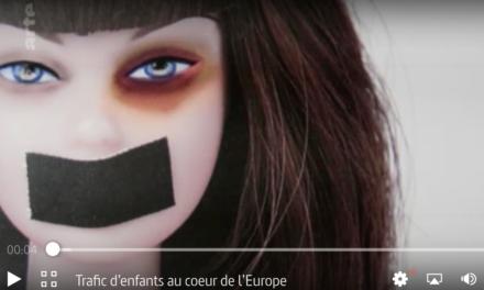 ARTE REPORTAGE — Trafic d'enfants au coeur de l'Europe / Kinderhandel — Mitten in Europa Doku (2018)