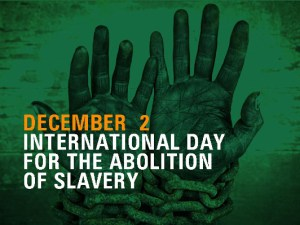 1st Dec 2017 — Expert Panel on the International Day for the Abolition of Slavery — Rehabilitation for Victims of Modern Slavery — Statement by the Sovereign Order of Malta