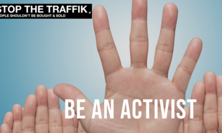 AUSTRALIA – STOP THE TRAFFIK IS A GLOBAL MOVEMENT