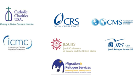 U.S. Catholic Working Group on Global Compacts on Refugees and Migration Statement on Second Formal Consultations towards a Global Compact on Refugees