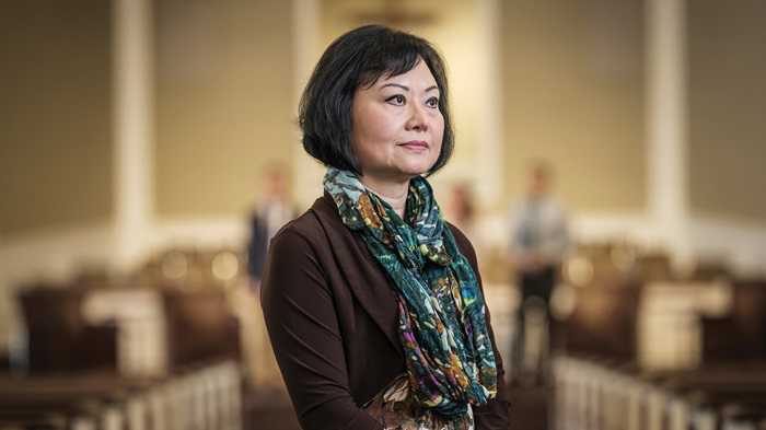 """VIETNAM — The """"Napalm Girl"""" from a famous Vietnam War photo tells her story of coming to faith: 'These Bombs Led Me to Christ'"""