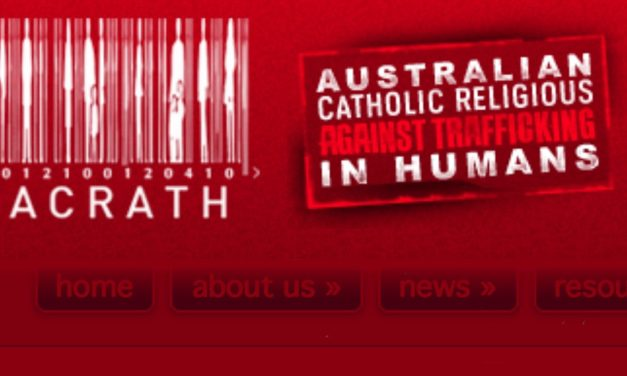 AUSTRALIA – ACRATH: TRAINING This educational resource has been prepared to assist secondary school teachers in educating and raising consciousness about the issue of human trafficking.