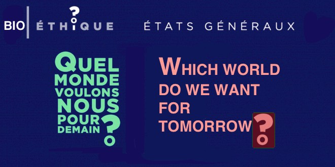 10.- Gestation pour autrui / Surrogacy — CHURCH OF FRANCE /  — États généraux de la bioéthique — Which world do we want for tomorrow? The brave newworld…