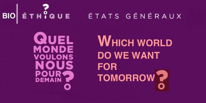 02.- Don-dorganes / Organ donation – CHURCH OF FRANCE /  États généraux de la bioéthique – Which world do we want for tomorrow? The brave new world…
