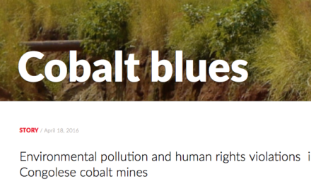 Whose Wealth? Cobalt from Congo