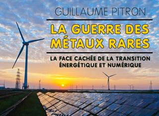 RTS 19.03.2018 –  La guerre sale des métaux rares / La face cachée de la transition énergétique et numérique – Interview de Guillaume Pitron