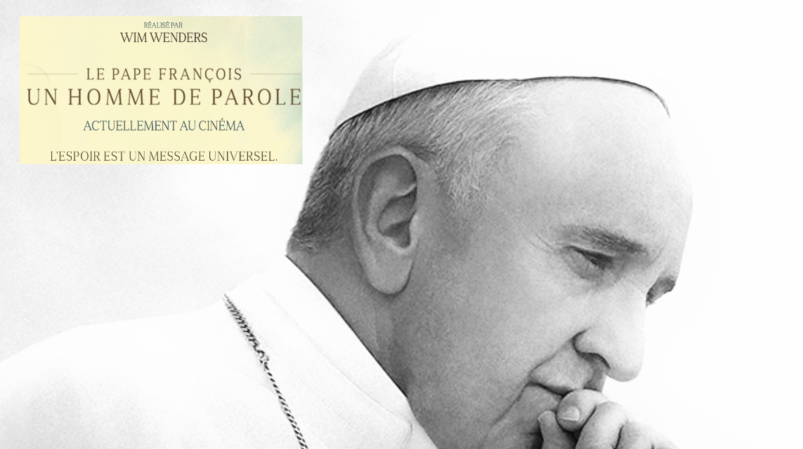 Pope Francis – A Man of His Word – HOPE IS A UNIVERSAL MESSAGE