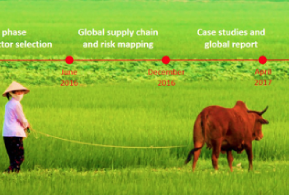 OSH in Global Supply Chains – SST dans les chaînes d'approvisionnement mondiales / According to ILO estimates, 60 to 80 per cent of world trade involves global supply chains (GSCs).