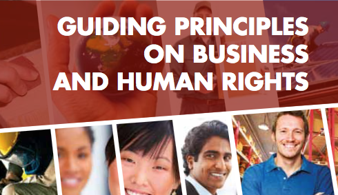 UN HUMAN RIGHTS — Guiding Principles on Business and Human Rights