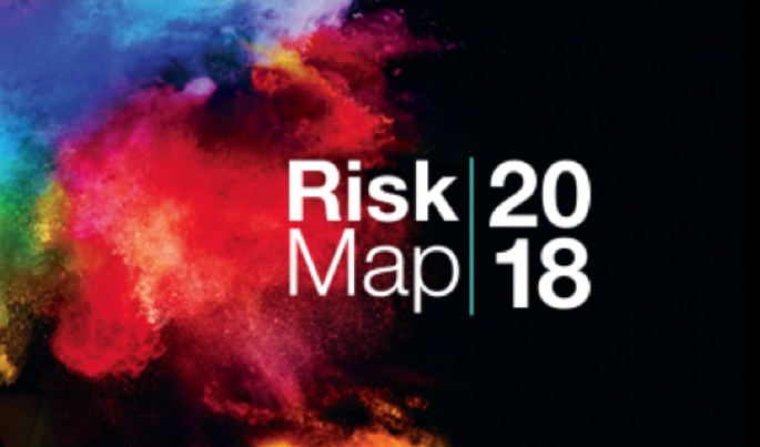 RiskMap 2018 is the definitive forecast of political and security risk across the globe in the coming year