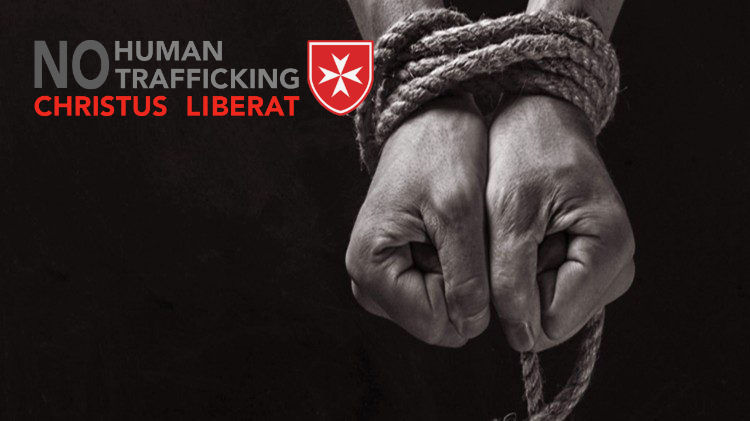VATICAN NEWS: July 30th marks the annual World Day Against Trafficking in People — Order of Malta stands with Pope Francis in fight to end Human Trafficking