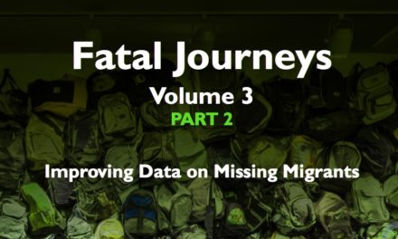 OIM — Fatal Journeys Volume 3 Part 2: Improving Data on Missing Migrants — 2017