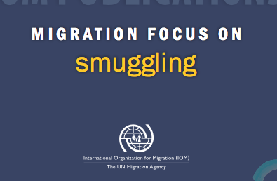 OIM — Migration Focus on Smuggling — 2018