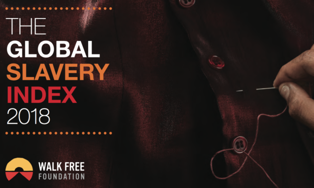 WALK FREE FOUNDATION – THE GLOBAL SLAVERY INDEX REPORT 2018