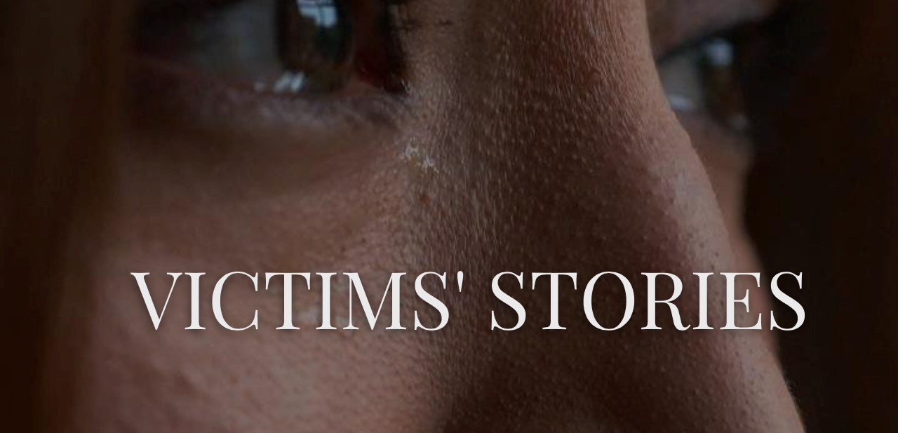 THE SALVATION ARMY UK – VICTIMS' STORIES