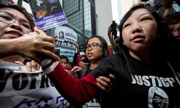 INDONÉSIE — Une victime milite contre la traite des personnes