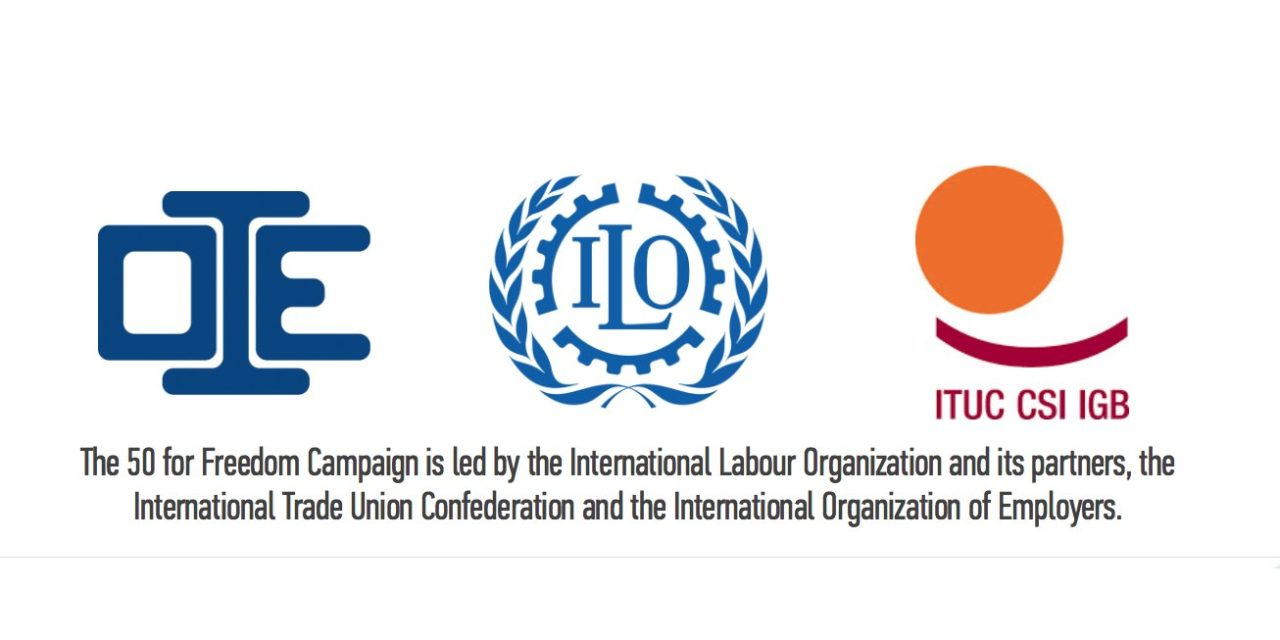 The International Labour Organization's Protocol on Forced Labour could restore hope and freedom to millions of people trapped in modern slavery
