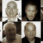 OXFAM – Just 8 men own same wealt