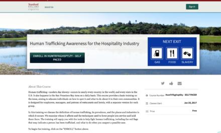 Stanford University: free Human Trafficking online course