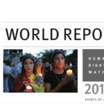 "HUMAN RIGHTS WATCH – WORLD REPORT 2019 / ""In some ways this is a dark time for human rights"""