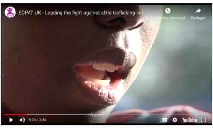 ECPAT UK is a leading children's rights organisation working to protect children from trafficking and transnational exploitation