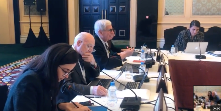 NATIONAL HUMAN RIGHTS COMMITTEE QATAR — International Conference on National, regional and international mechanisms to combat impunity and ensure accountability under international law Doha — Qatar 14–15 April2019