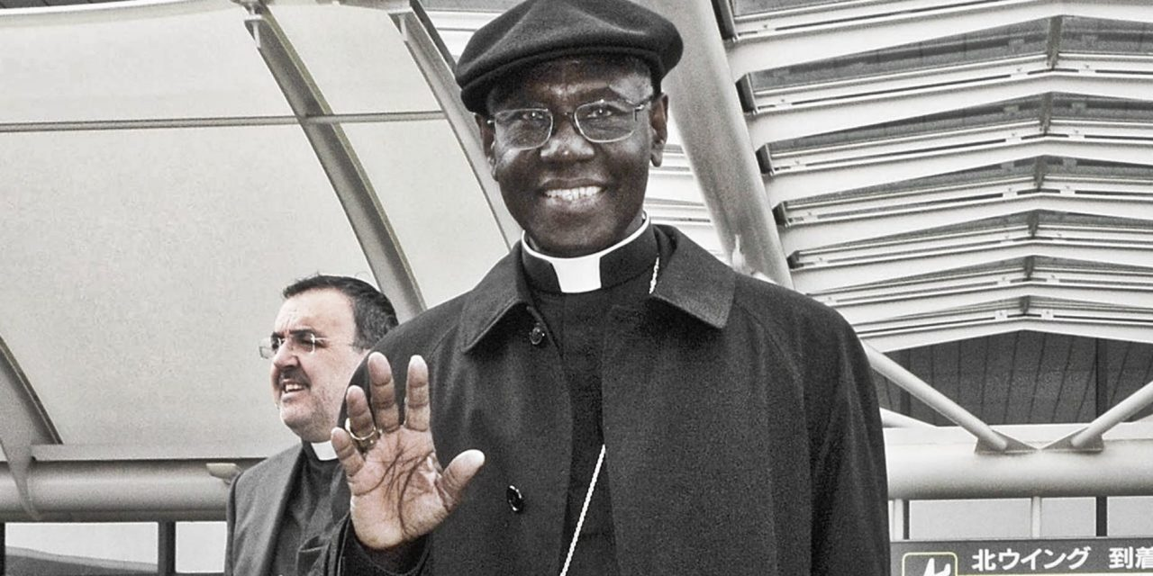 """Mass migration is 'a new form of slavery'"", says Catholic cardinal Sarah ""and the Bible shouldn't be used to promote it !"""