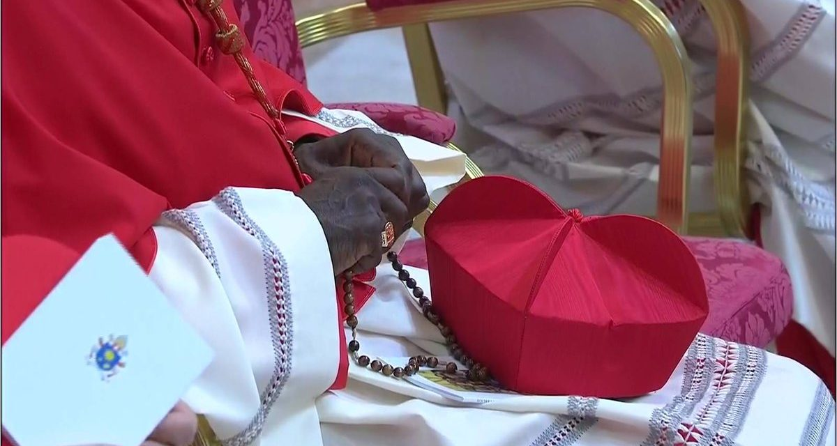 "Catholic Herald – ""As a bishop, it is my duty to warn the West"": An interview with Cardinal Sarah"