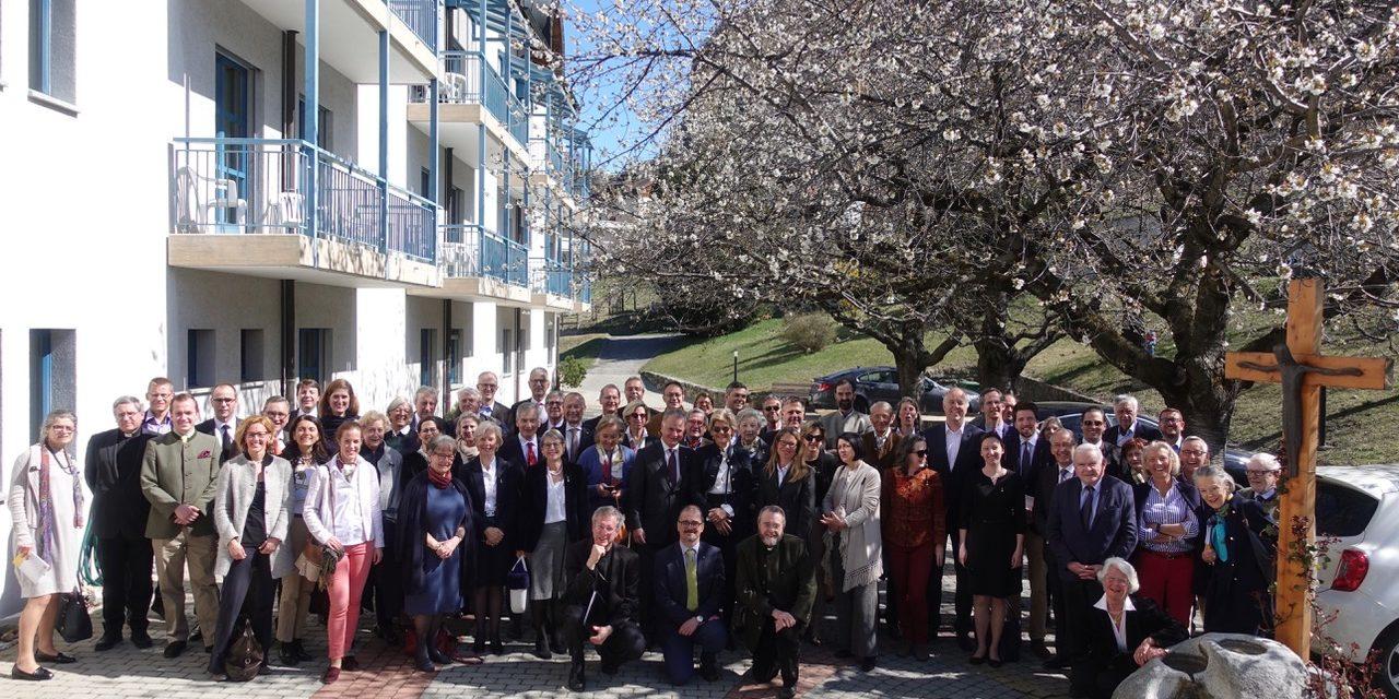 OM Récollection à Viège 31 mars 2018 — Fin de vie : défis actuels pour la Suisse