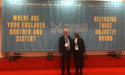VATICAN / Conférence sur la traite des personnes, Rome, 8–12 avril 2019 — Conference on Trafficking in Persons, Rome, 8–12 April2019
