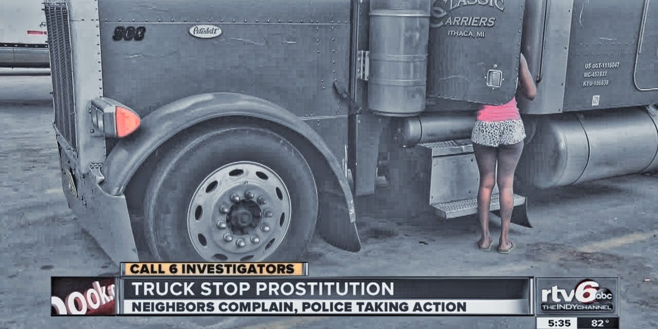 New York Times – Fighting Sex Trafficking at the Truck Stop