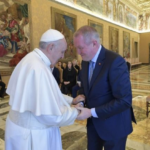 The Galileo Foundation is promoting Pope Francis' aim of ending human trafficking and modern slavery, according to its president and philanthropist members