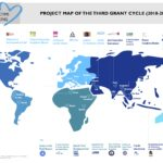 UNITED NATIONS TRUST FUND FOR VICTIMS OF HUMAN TRAFFICKING – PROJECT MAP OF THE THIRD GRANT CYCLE (2018-2020)